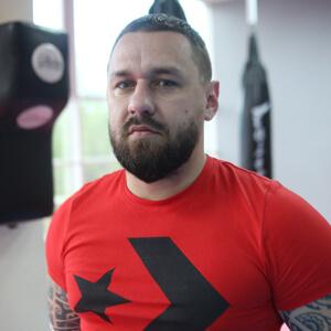 олександр Пацерук тренер Ку До СВ Клуб