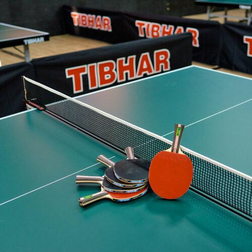 Клуб настільного тенісу «СВ»